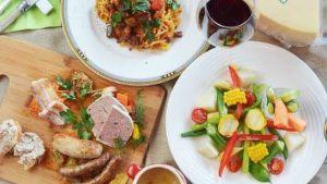フランス家庭料理 グランダミ