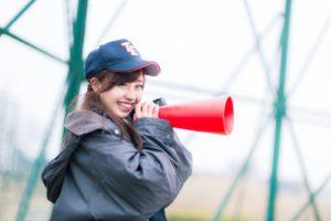 草野球のマネージャー
