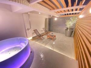 バンブーホテル露天風呂