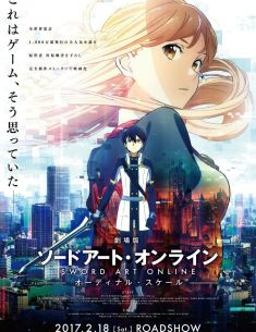 SAO Sword Art Online Ordinal Scale