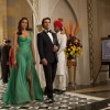 Paula Patton and Tom Cruise in Mission Impossible Ghost Protocol