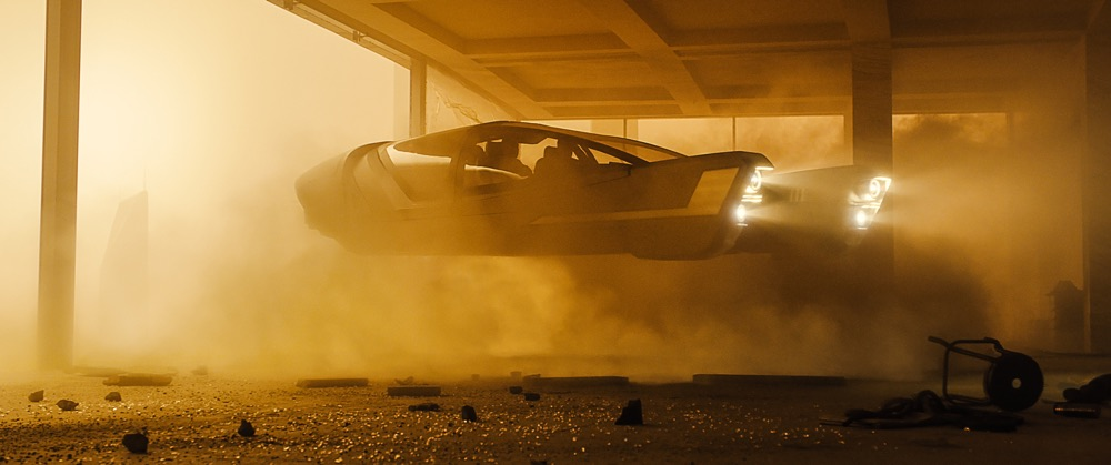 A scene from Alcon Entertainment's sci fi thriller ÒBLADE RUNNER 2049,Ó a Warner Bros. Pictures and Sony Pictures Entertainment release, domestic distribution by Warner Bros. Pictures and international distribution by Sony Pictures.