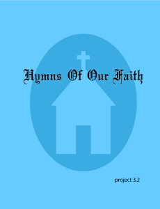hymns of our faith