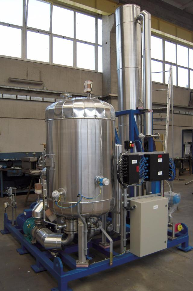 Cryogenic Reactor Cooling
