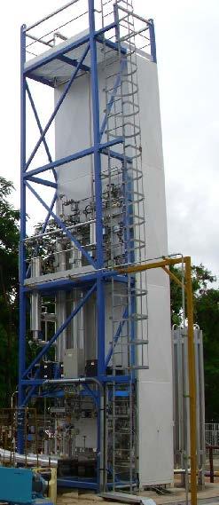 Methane Purification