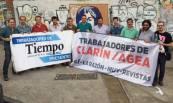 Las comisiones internas de Tiempo Argentino y Clarín