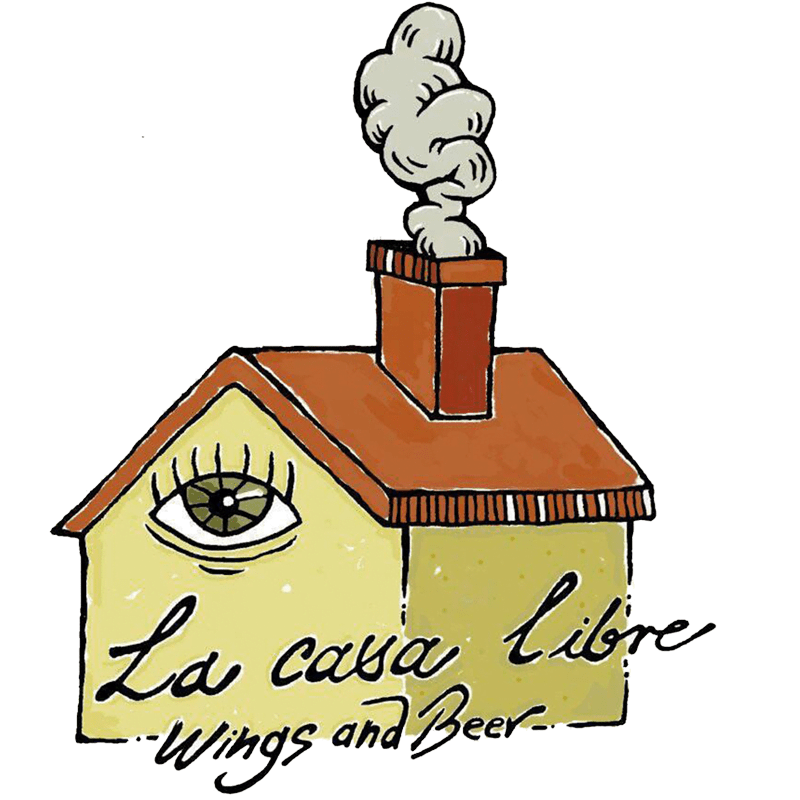 "La Casa Libre ""Wings & Beer"""