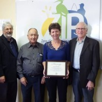 20 ans à réhabiliter le lac Saint-Pierre – Louise Corriveau honorée par le conseil d'administration du Comité ZIP