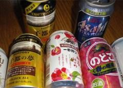 花見の季節の限定ビール系飲料-2017年03月