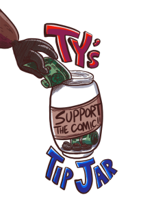 Support LJ + COMIXSCAPE Directly!