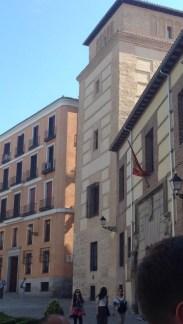 Prédio mais antigo e mais bem conservado de Madrid