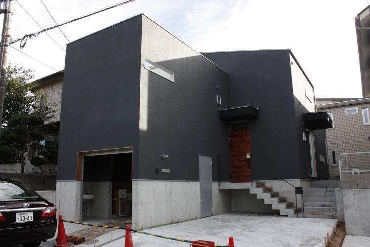 ザウスの完成見学会18 -津雲台の家1/6-