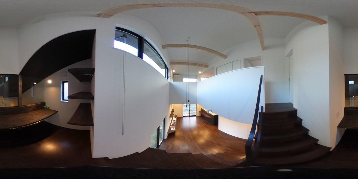 ザウスの完成見学会47 -香芝のガレージハウス2 THETA-