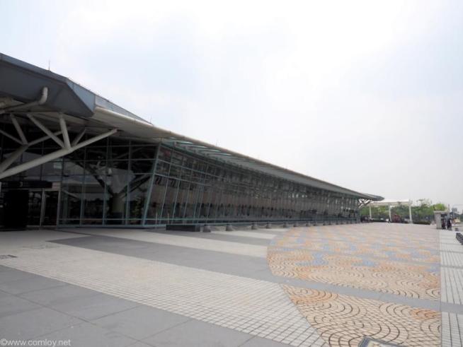 高鉄嘉義駅