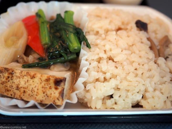 牛すき焼き 平茸ご飯 味噌汁