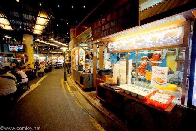 シンガポール・フードトレイル
