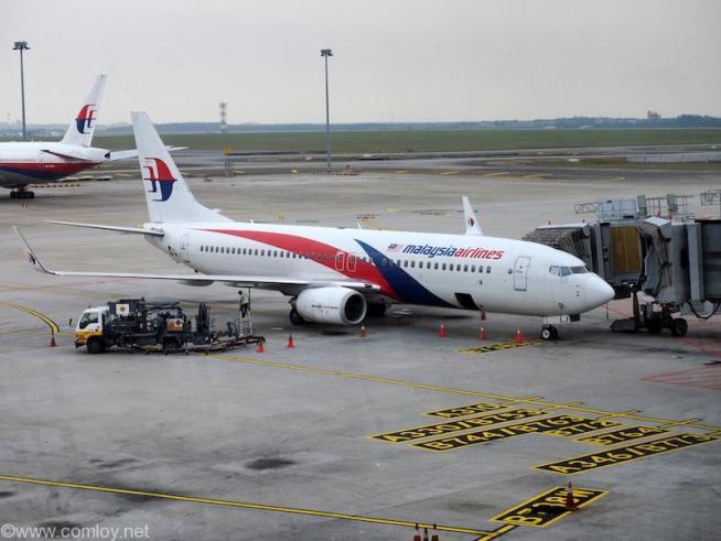 マレーシア航空 B737-800