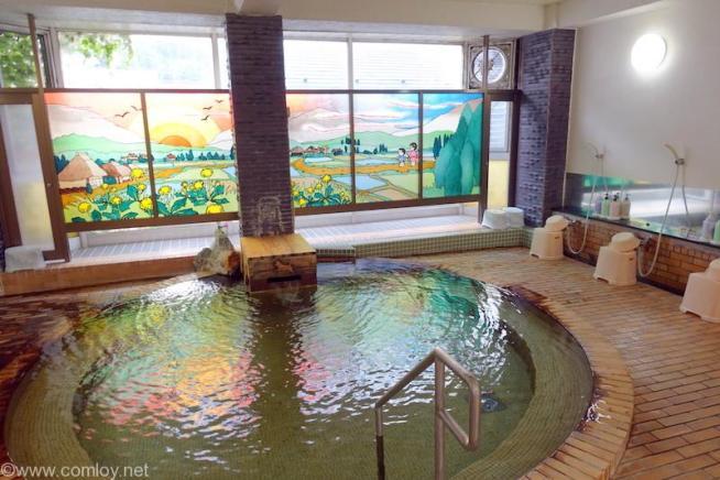 水上温泉 だいこく館