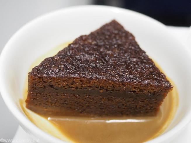 DESSEART KEK GULA HANGUS A traditional Malay cake made from caramekized sugar with cinnamon mocha sauce