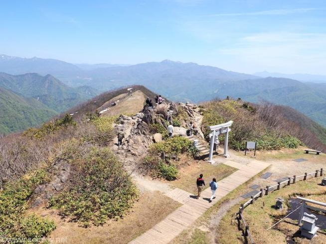 天神山 展望台