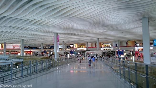 香港空港 Terminal2