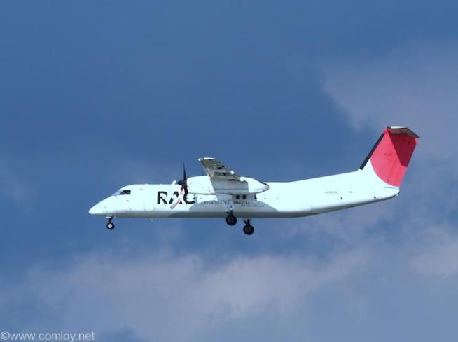 RAC Bombardier DHC-8-314 Dash 8