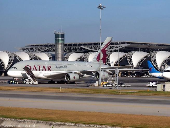 カタール航空 A380