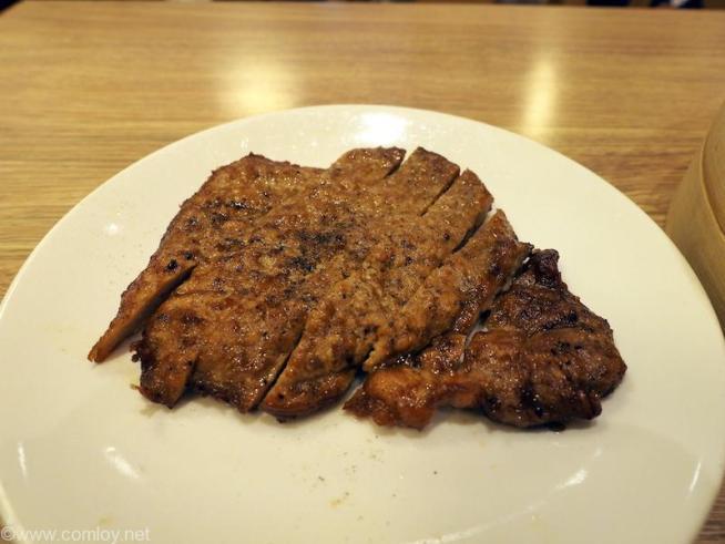 鼎泰豊(本店) 豚肉のスペアリブ