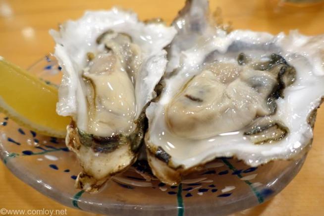 鮨処 西鶴 北一条店 岩牡蠣