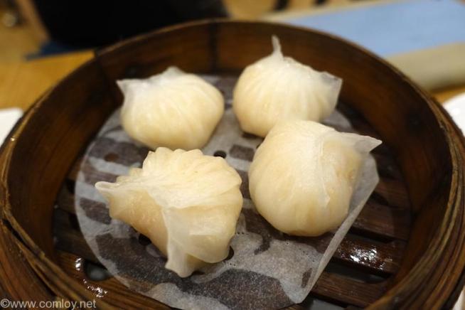 """TimHoWan Bangkok """"Prawn Dumpling"""""""