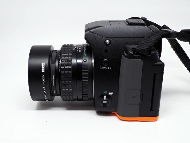PENTAX K-S2+SMC PENTAX-A 50mm f1.4