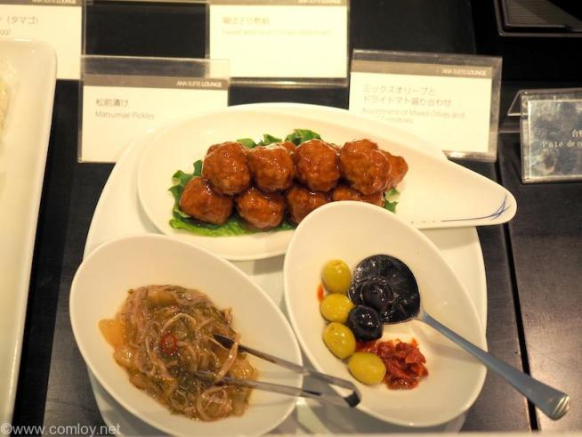 成田空港 ANA SUITE LOUNGE