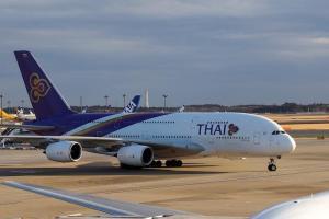 タイ航空 A380