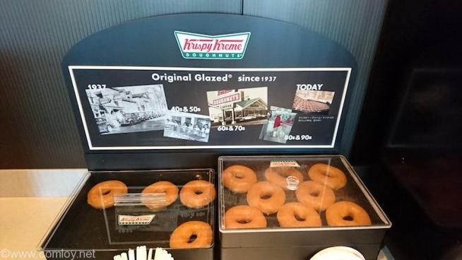 Krispykreme Doughnuts クリスピークリームドーナッツ