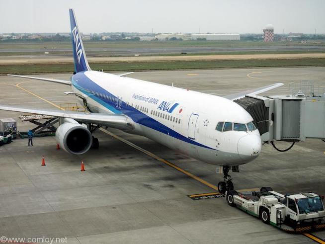 JA613A Boeing 767-300 767-381/ER 33507/924 2004/8