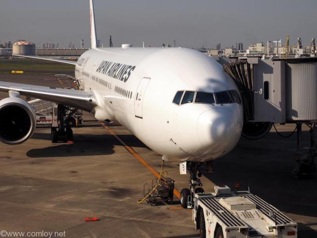 JA751J Boeing777-346 27654/458 2003/11
