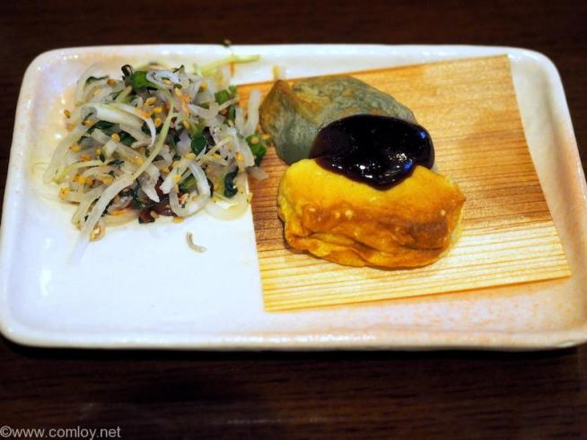 箱根温泉旅館「仙石高原箱根一の湯」 焼き生麩の田楽味噌