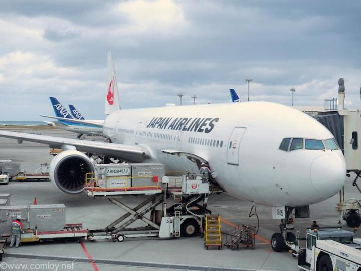 JA8945 B777-300 Boeing777-346 28397/238 1999/08