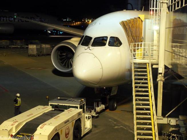 JA825J B787-8 Dreamliner Boeing787-8 Dreamliner 34835/33 2012/3