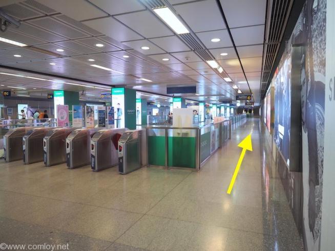 MRTスクンビット駅
