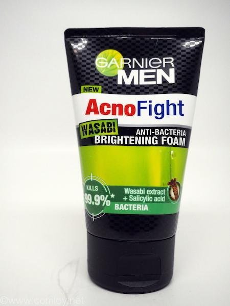 Acno Fight ANTI-BACTERIA BRIGHTENING FOAM
