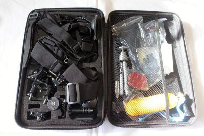 MUSON(ムソン) GoPro アクセサリーセット 50-in-1 アクションカメラ撮影用パーツ