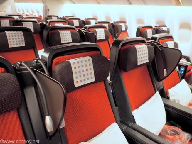 日本航空 JL29 羽田 - 香港