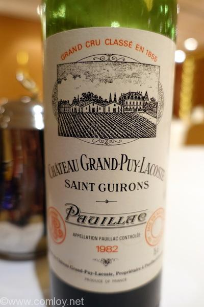 「grand puy lacoste pauillac」