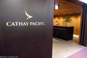 台北桃園空港第一ターミナル キャセイパシフィック ラウンジ