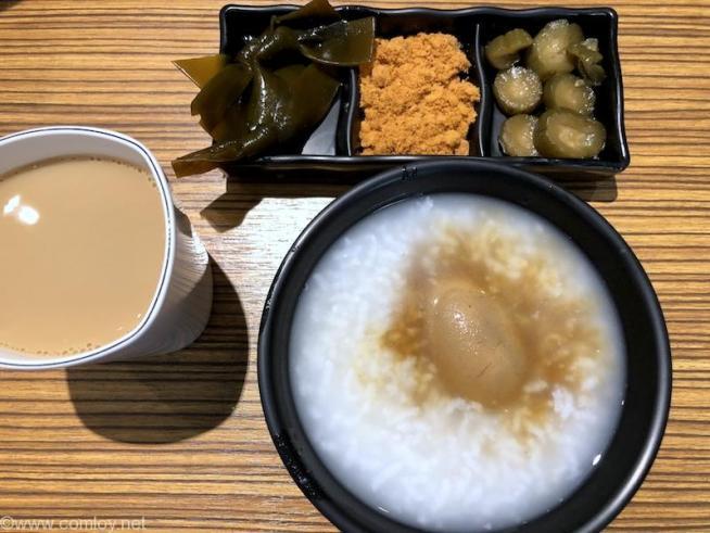 Burgary Hotel(宝格利時尚)5日目の朝食