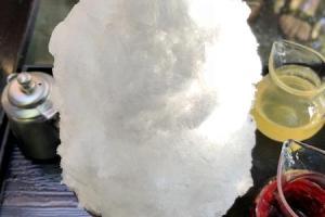 阿左美冷蔵(あさみれいぞう) 金崎本店 かき氷