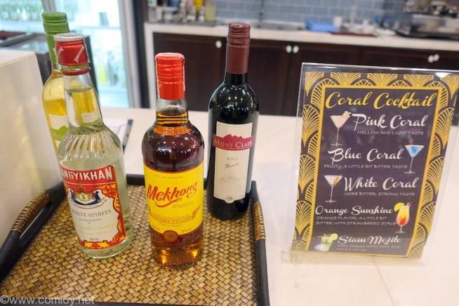 ドンムアン空港(Bangkok Don Mueang Intl) The Coral Executive Lounge buffet _9