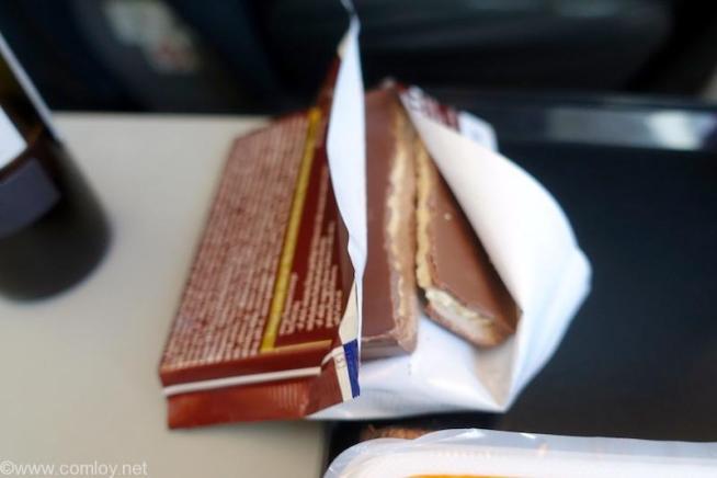 スクート(SCOOT) TR869 成田 - バンコク 機内食 デザート2