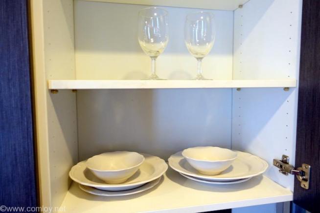 ブレスレジデンス(BLESS RESIDENCE BANGKOK)キッチン設備